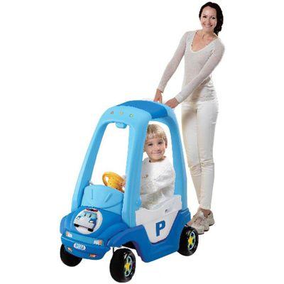 Toys Yaya Police Soft Roof Car