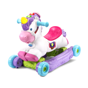 Toys Vtech Rock & Ride Unicorn Ride-On