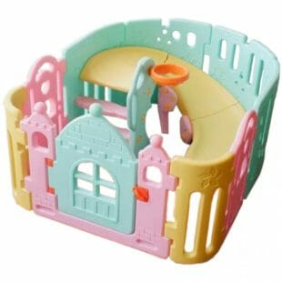 Play Fences Ibebe Lollipop Playroom