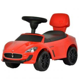 Pliko Ride On Mobil Maserati  – Red