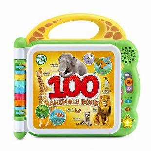 LeapFrog 100 Animals Words Book