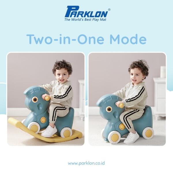 Toys Parklon 2in1 Rocking Horse Ride On
