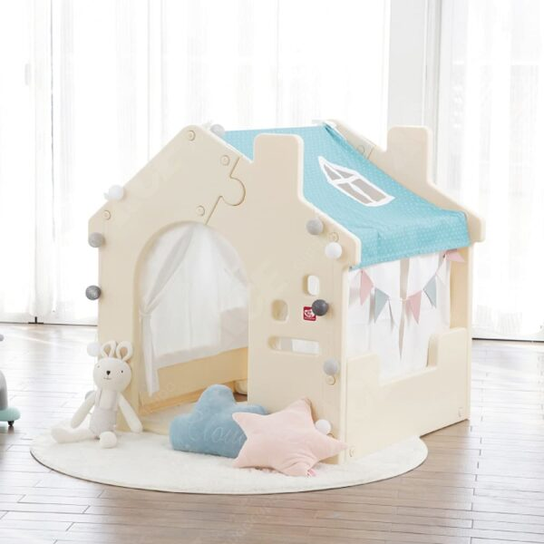 Yaya Bunker Play House – Blue 2