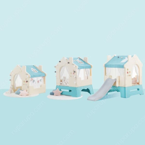 Yaya Bunker Play House – Blue 3