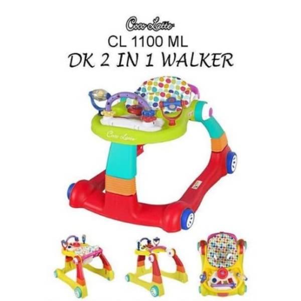 Cocolatte Baby Walker