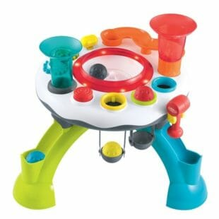 Toys ELC Little Senses Lights and Sounds Activity Table – White