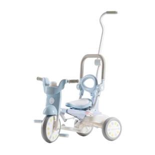Toys IIMO Tricycle 02 Folding Macaroon – Blue