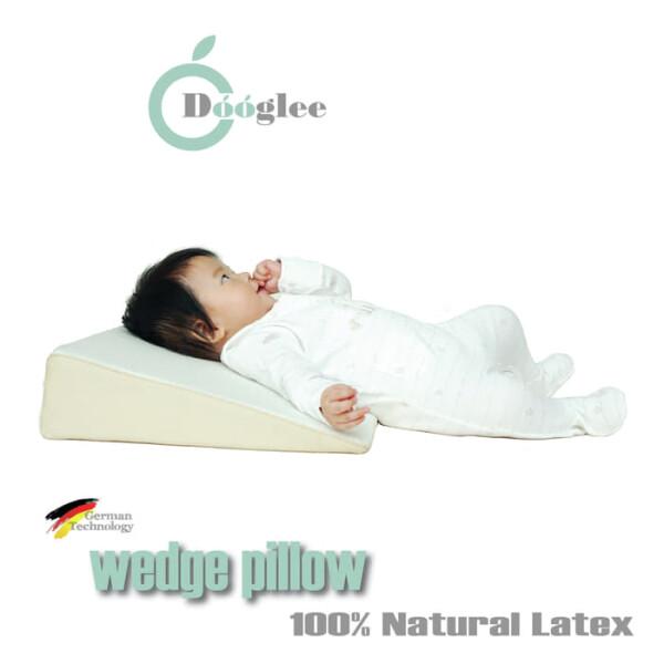 Nursery Dooglee Wedge Pillow – Beige