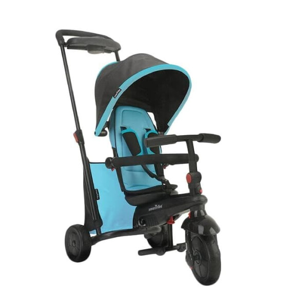 Bike, Tricycles & Scooters SmarTrike SmarTfold 500 6in1 Tricycle – Blue
