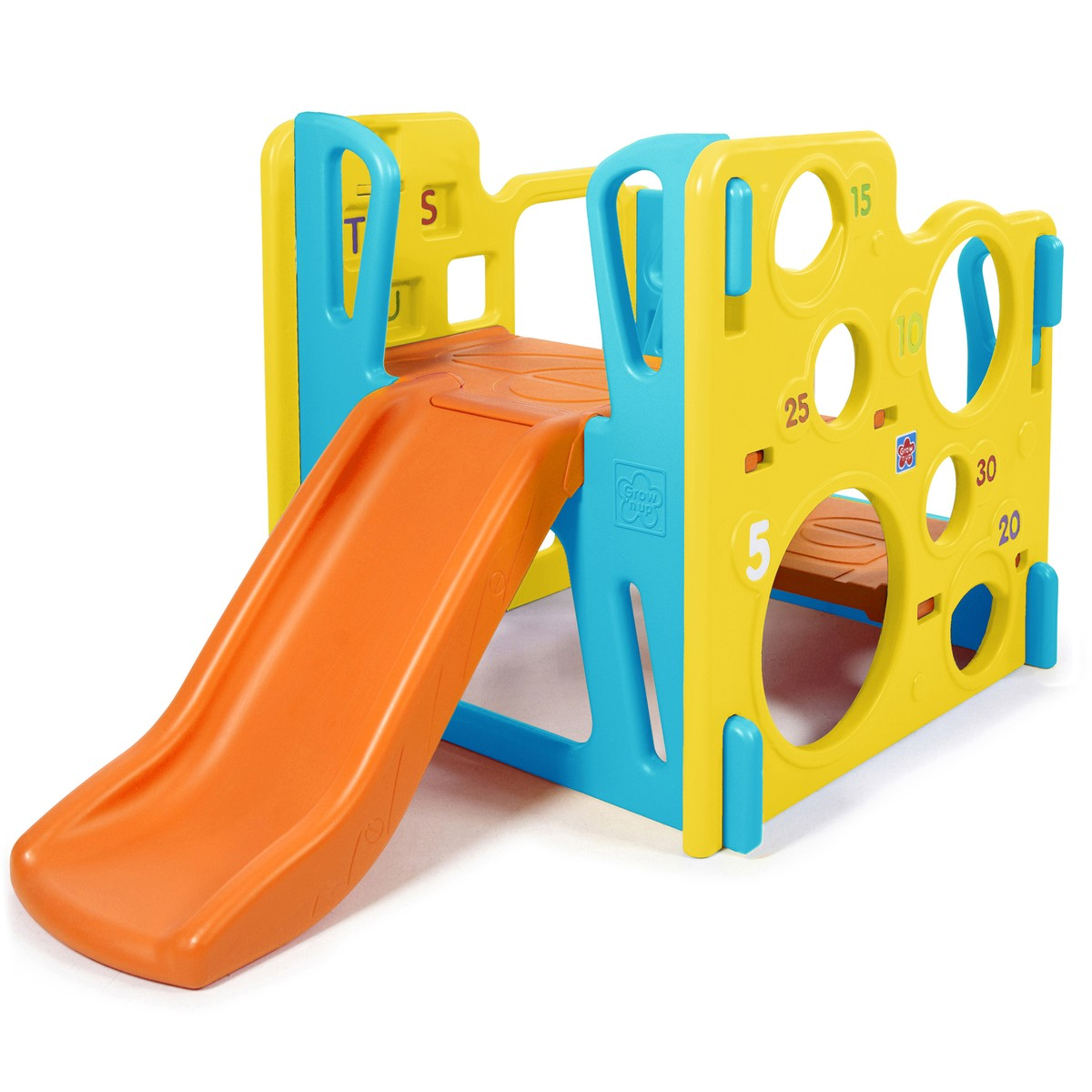 Toys Grow n Up Climb n Explore Play Gym Slide Playground