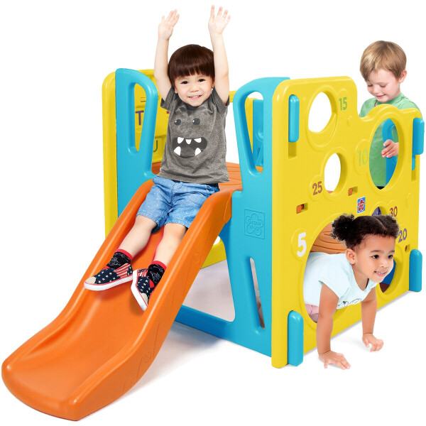 Toys Grow n Up Climb n Explore Play Gym Slide Playground