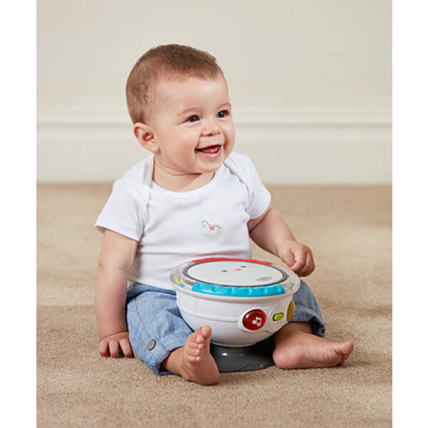 ELC Little Senses Tap and Twist Baby Drum 2