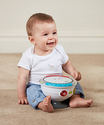 Toys ELC Little Senses Tap and Twist Baby Drum