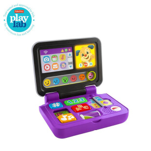Fisher Price Laugh & Learn Click and Learn Laptop