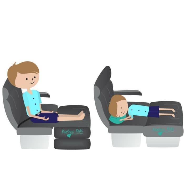 Gear Kooshy Kids Travel Bed