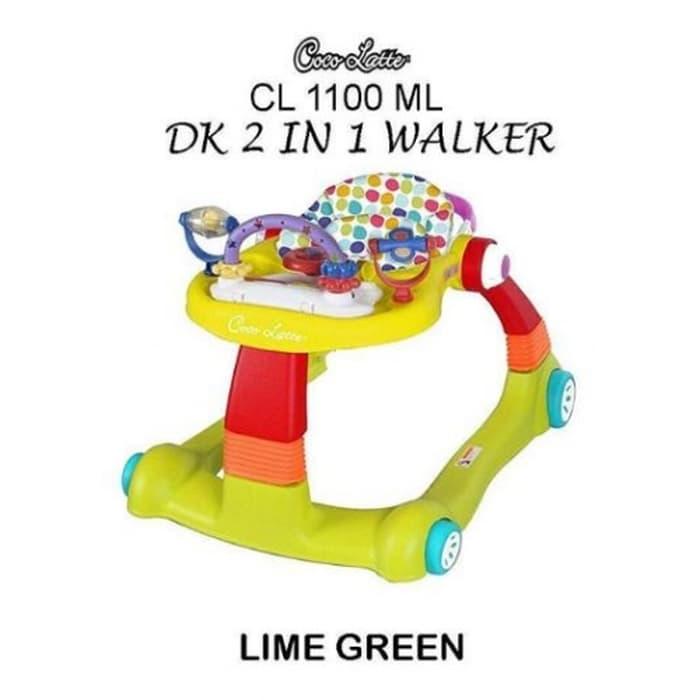 Cocolatte Baby Walker 2