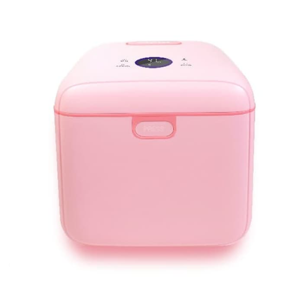 Health Babyhood 8800s Disinfectant Cabinet UV Sterilizer – Pink