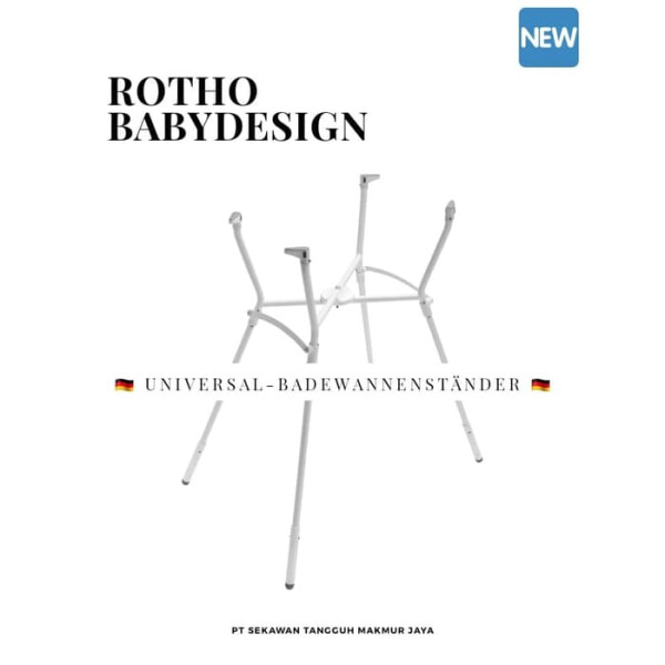 Rotho Bath Solution – Peach 4