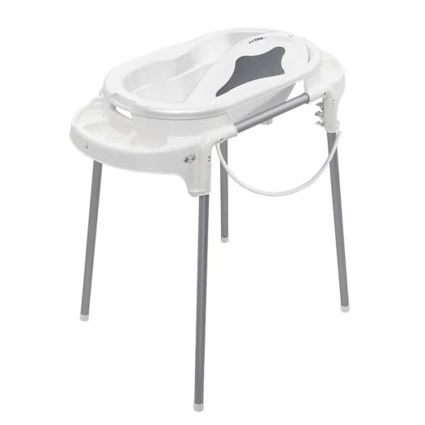 Nursery Rotho Bath Station Set – Pearl White