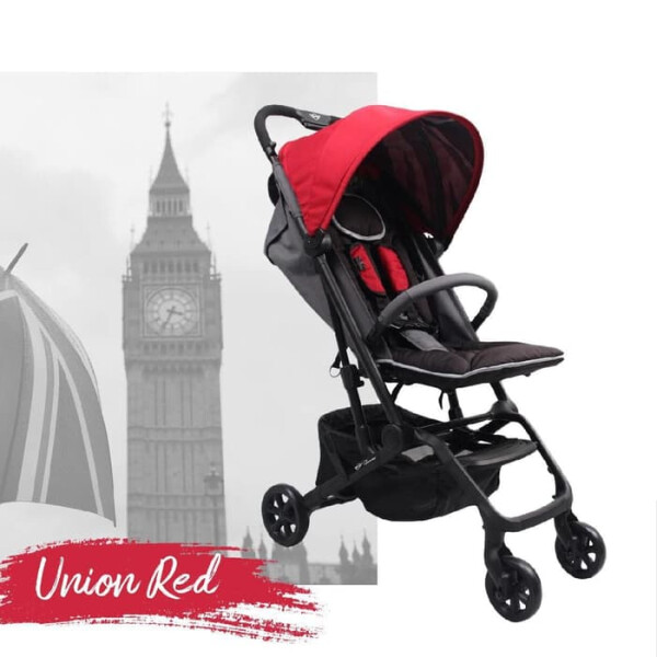 Cabin Size Easy Walker Mini XS – Union Red Limited Edition
