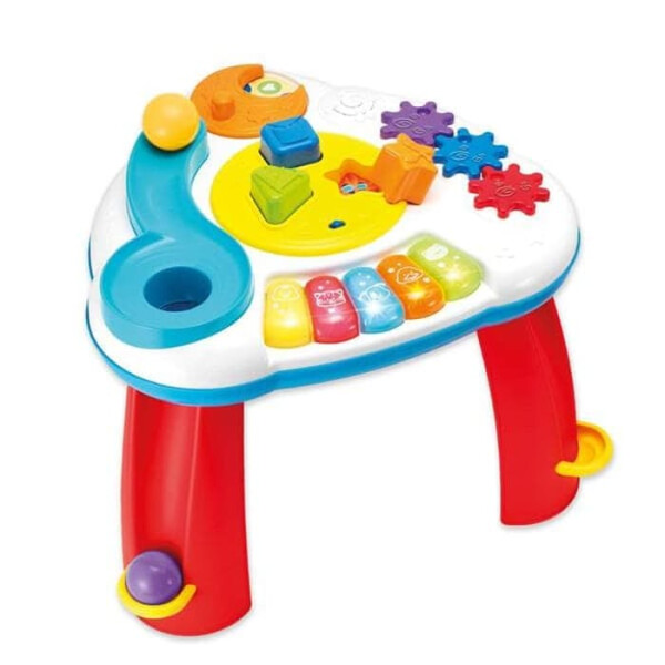 Toys Winfun Balls 'n Shapes Musical Activity Table
