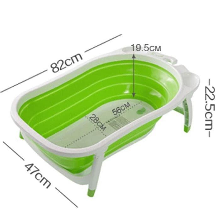Tafel & Bathtub Karibu Folding Bath Tub – Pink