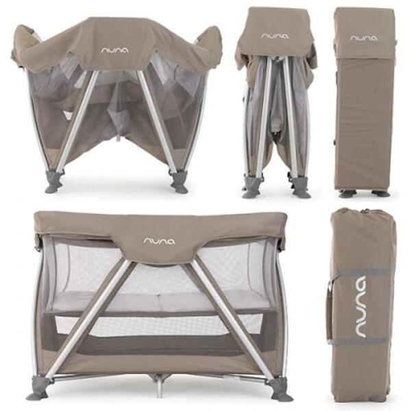 Nursery Nuna Sena Aire Baby Box Travel Cot – Safari