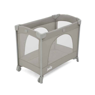 Nursery Joie Baby Box Travel Cot Kubbie – Clay
