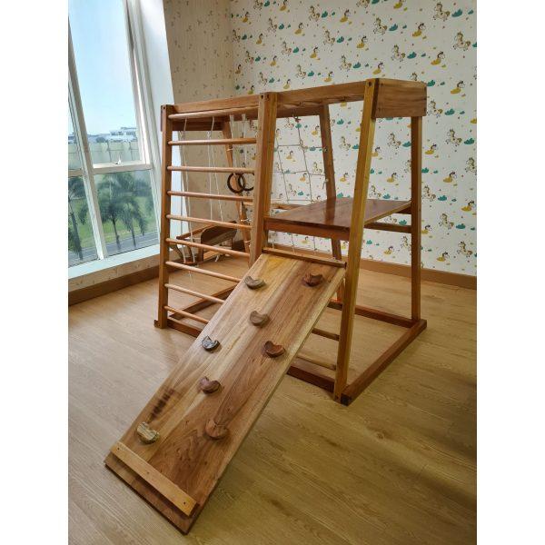Brakiasi Natural Wood – Complete Set Type B