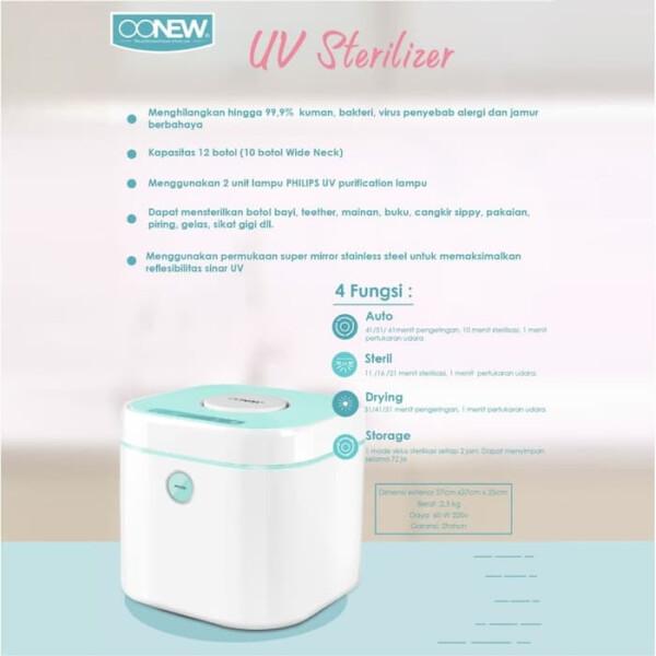 Health Oonew UV Sterilizer & Dryer