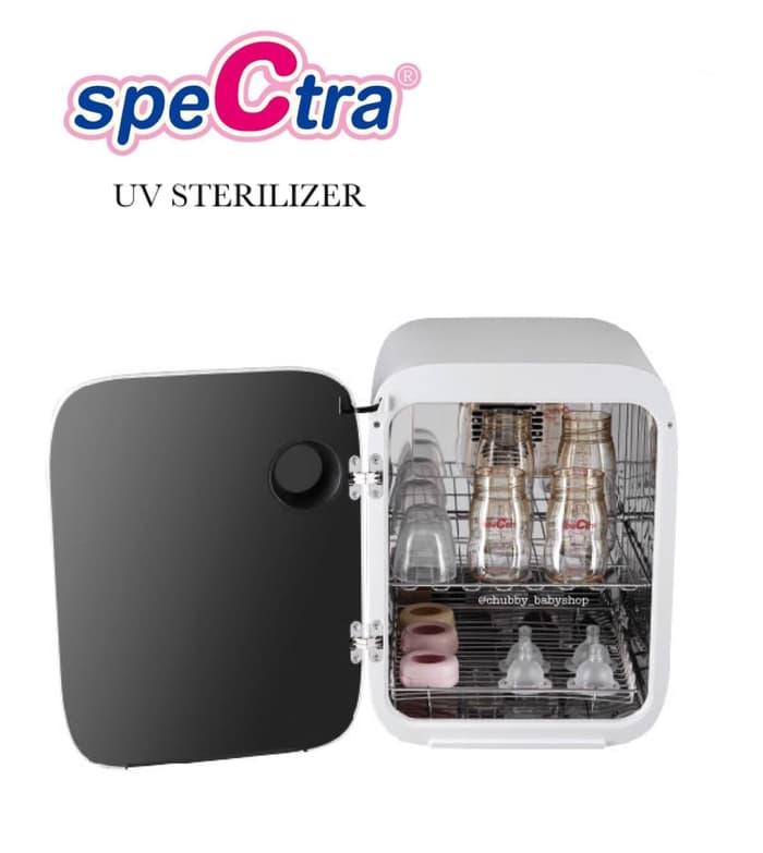 Health Spectra UV Sterilizer – White