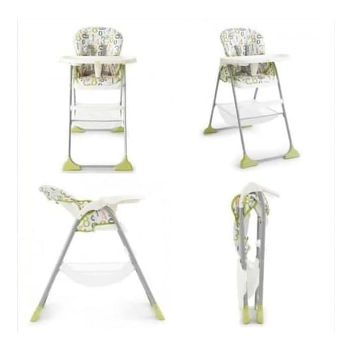 High Chair Joie Mimzy Snacker High Chair – Artwork 123