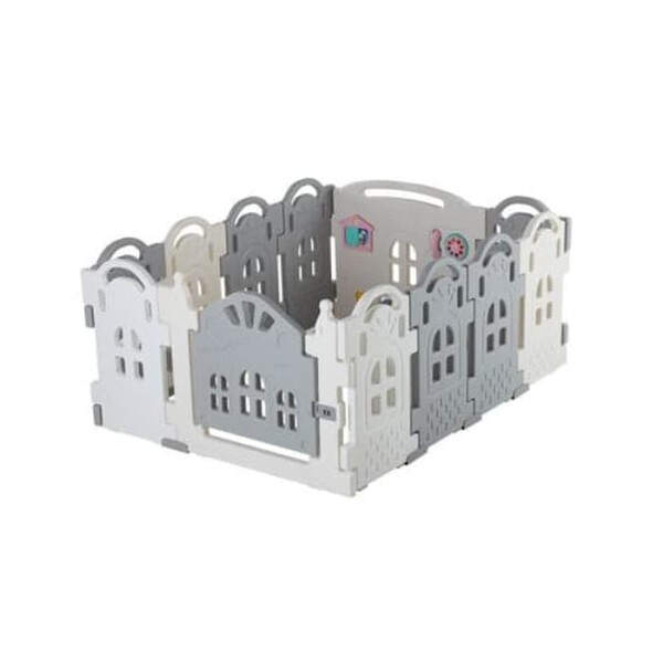 Safety Parklon Fence Magic Castle Monochrome 10+2