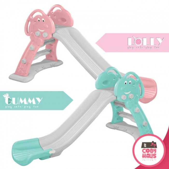 Toys Lolly Gummy Slide by Coby Haus – Blue