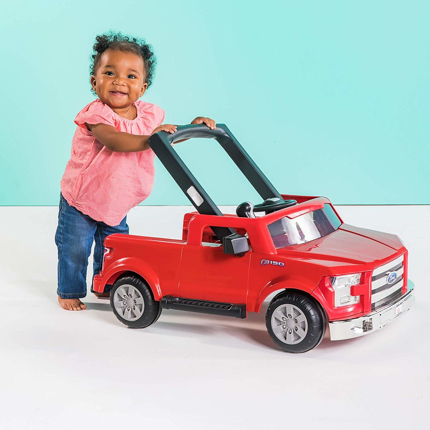 Toys Bright Starts 3 Ways to Play Baby Walker – Ford F-150