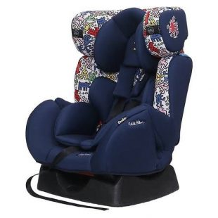 Cocolatte Keith Haring Car Seat – Navy Full Color
