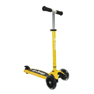 Toys JEEP Kids Scooter – Yellow