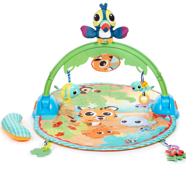 Toys Little Tikes Good Vibrations Deluxe Activity Gym