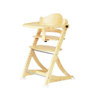 Yamatoya Sukusuku Plus Table High Chair – Natural