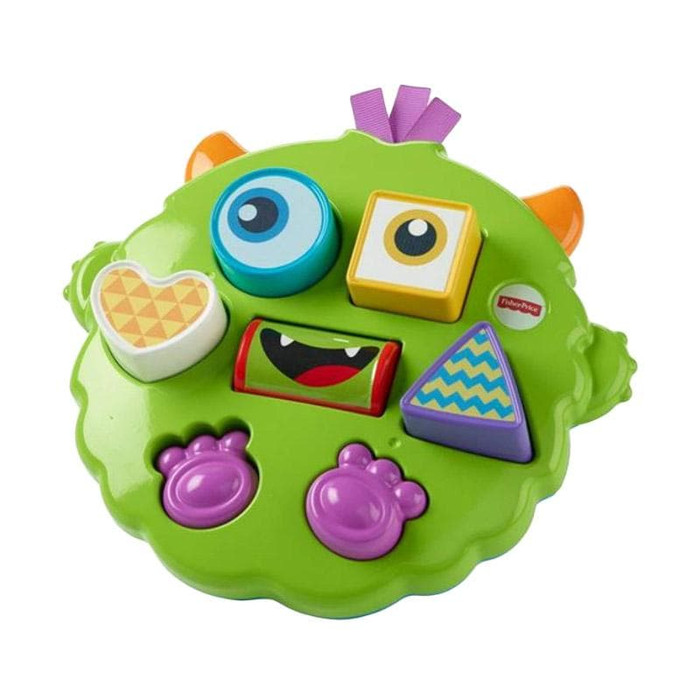 Toys Fisher Price Silly Sortin' Monster Puzzle