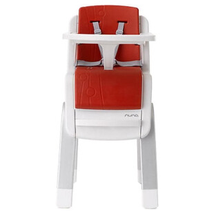 Gear Nuna Zaaz High Chair – Scarlet