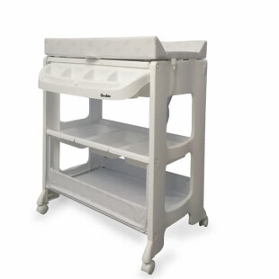 Nursery Cocolatte Baby Tafel Bath & Changing Table – White