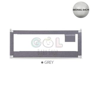 GOL Bed Rail 200cm x 92cm – Grey Polos