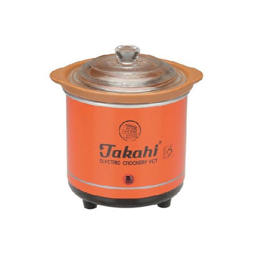 Feeding Takahi Slow Cooker 0.7 Liter (DISKON – Tutup panci stainless steel)