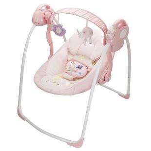 Nursery Babyelle Automatic Baby Swing Comfort and Deluxe – Pink