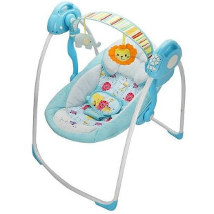 Nursery Babyelle Automatic Baby Swing Comfort and Deluxe – Blue
