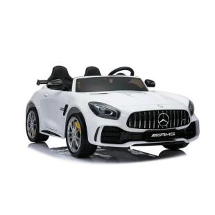 Toys Pliko Mercedes Benz GTR Licensed Mobil Aki – White