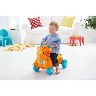 Toys Fisher Price Stride to Ride Learning Tiger