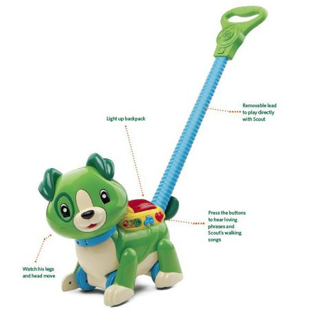 Toys LeapFrog Step & Sing Scout