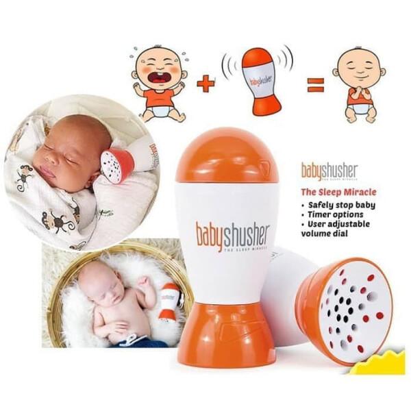 Nursery Baby Shusher – The Sleep Miracle